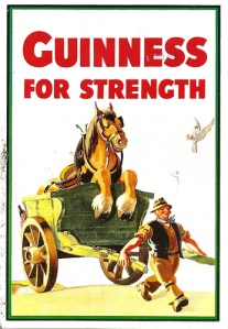 guiness horse strength